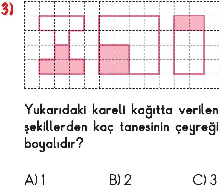 2 Sinif Matematik Butun Yarim Ve Ceyrek Testi Coz Test Coz